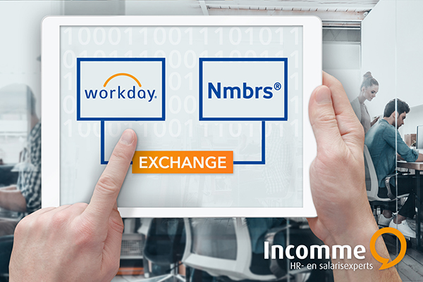Workday - nmbrs integration with Incomme.