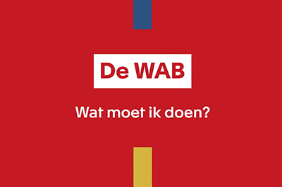 In 15 minuten up-to-date met de WAB